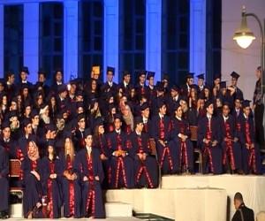 MSA University - Graduation Ceremony 2007-2008
