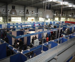MSA University - CPC - Employment Fair 2012.