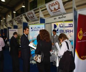 MSA University - CPC - Employment Fair 2011.