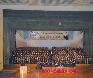 MSA University - Graduation Ceremony 2010-2011