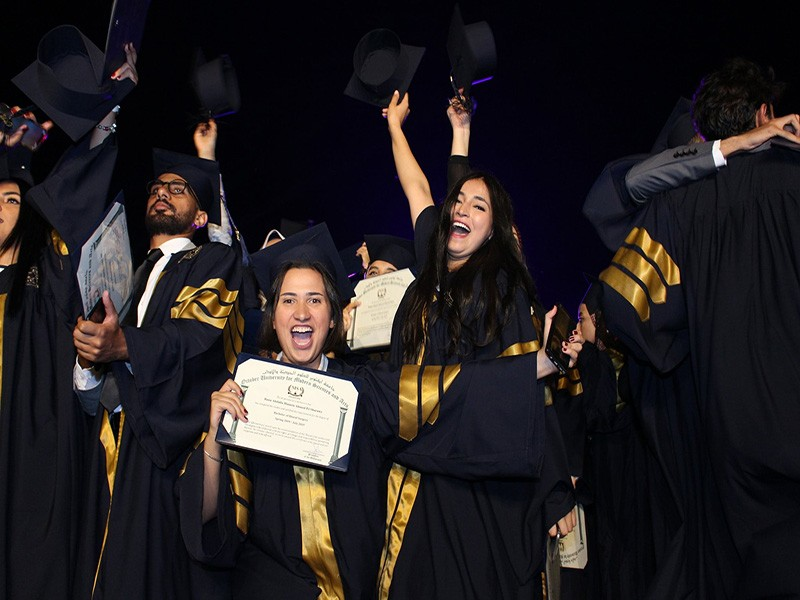 MSA Graduation Ceremony 2018-2019