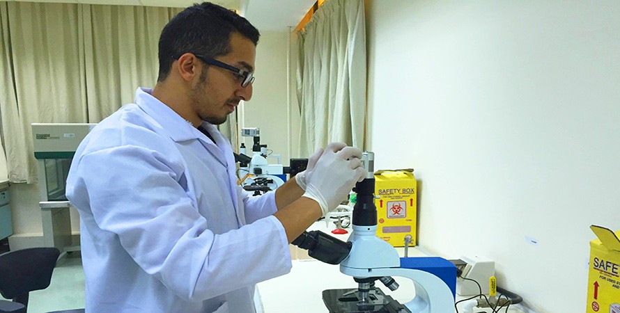MSA University - Research center of Faculty of Biotechnology