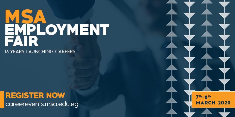MSA 13th Employment Fair