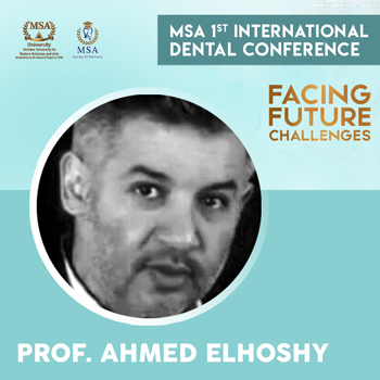 Prof. Ahmed ElHoshy
