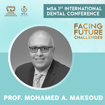 Prof. Mohamed A Maksoud
