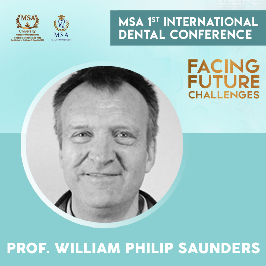 Prof. William Philip SAUNDERS
