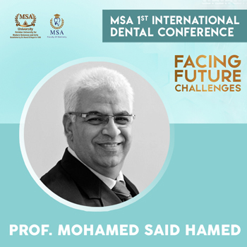 Prof. Mohamed Said Hamed
