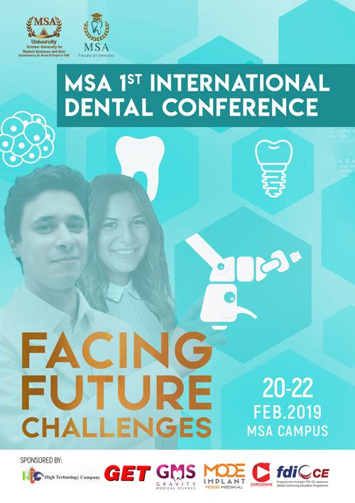 MSA 1st international Dental Conference