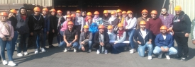 Field Trips to Zamil Steel Factories