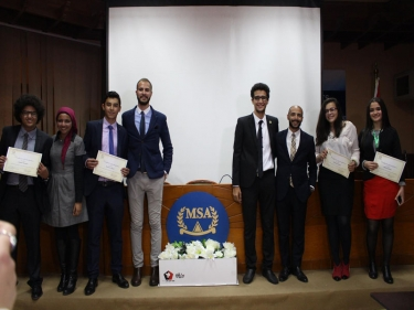 MSA Junior MUN Conference with Amazing Junior Diplomates
