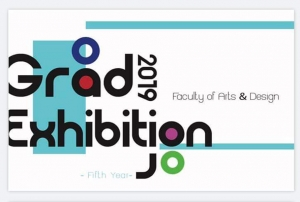 Arts & Design Grad Exhibition