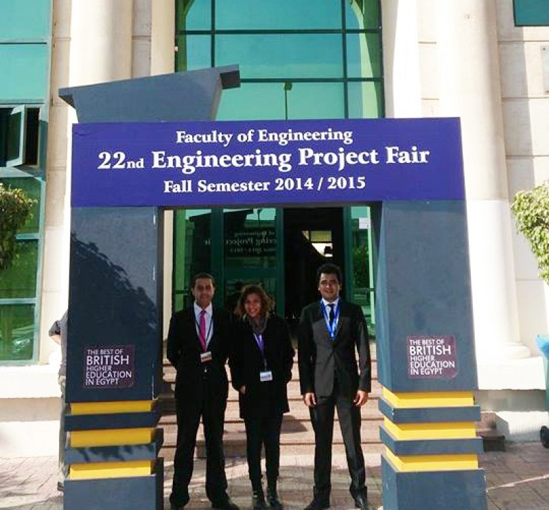 22nd Engineering Project Fair - 2014