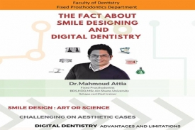 The Fact about smile desigining and digital dentistry