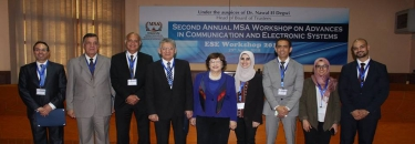 2nd MSA International Workshop On Communications & Electronics