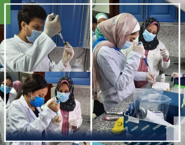 Faculty of Biotechnology Training Sessions