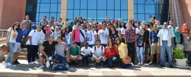 Sports and Social Department Organised a trip to Ras Sedr