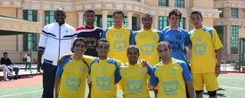 MSA Congratulates the Winners of Sports` First Place Cup
