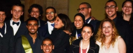 MSAMUN Dominates the Awards Podium at the Budapest International Model United Nations (BIMUN)