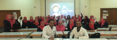 Infection Control course for dent employees