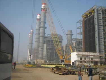 Field visit to North Giza Power Station