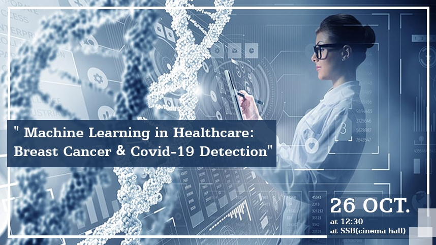 Applied Machine Learning in Healthcare Seminar