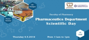 Pharmaceutics Department Exhibition Day