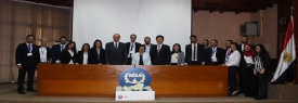 MSA University signed a MEMORANDUM OF UNDERSTANDING with Huawei Technologies (Egypt)