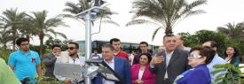 Engineering Success Story at MSA: First Egyptian Agricultural Meteorological Station