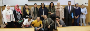 Dr. Lamis Gaber at MSA University