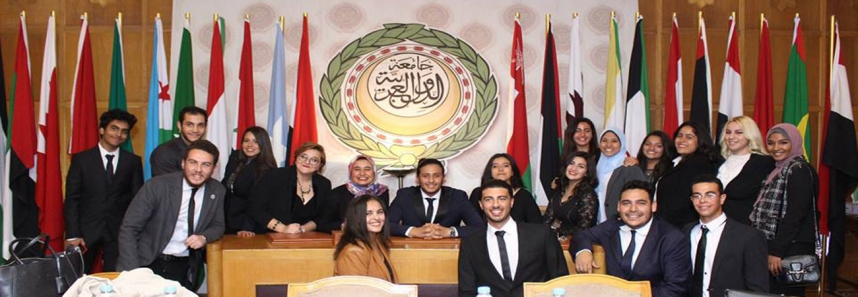 MSAMUN Grand Opening in the League of Arab States