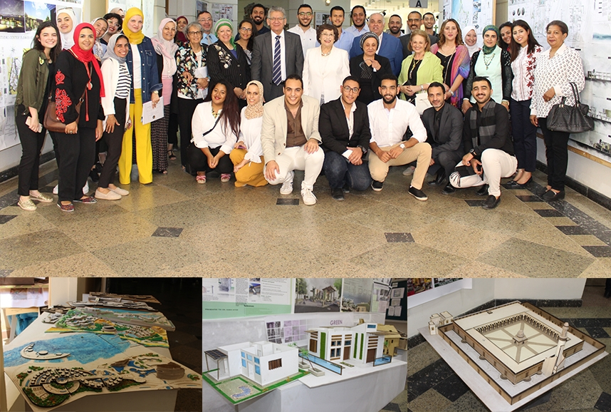 The 10th annual Architecture Exhibition