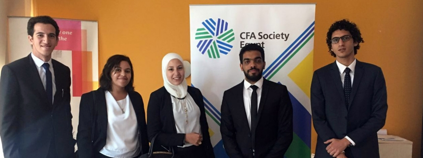 CFA Institute Research Challenge '18
