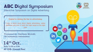 A B C Digital Symposium