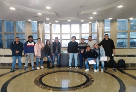 Field Trip To Electronics Research Institute