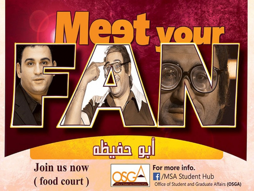 Meet your fan-Abo Hafiza