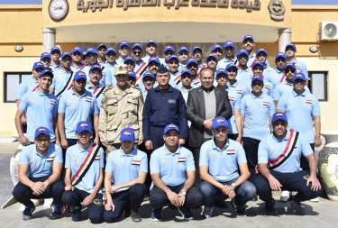 Field Visit to the West Cairo Air Force Base