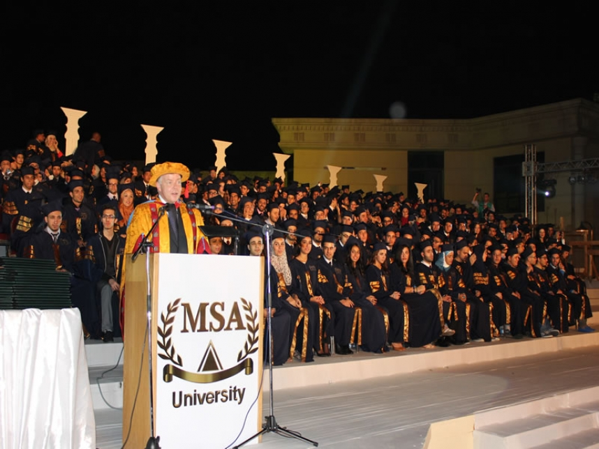 Graduation Ceremony 2011-2012