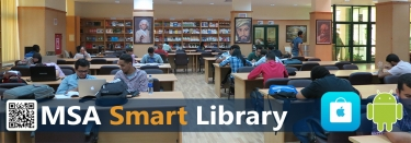 Welcome to MSA Smart Library Catalog