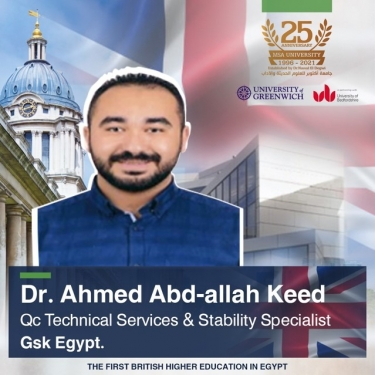 Dr. Ahmed Keed