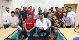 "Endodontic Department held a ""Root Canal Treatment"" workshop"