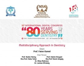 Multidisciplinary Approach to Esthetic Dentistry Session.
