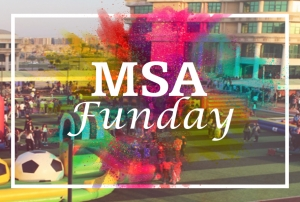 MSA Newcomers' Funday