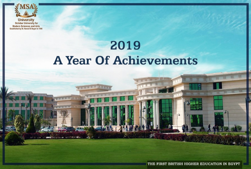 2019 - A year of global achievements