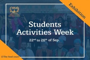 Students Activities Week