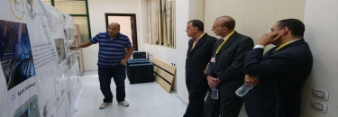 ESE Department visit to national authority for remote sensing and space (NARSS)