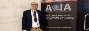 "MSA University won the ""Perio in implantology"""
